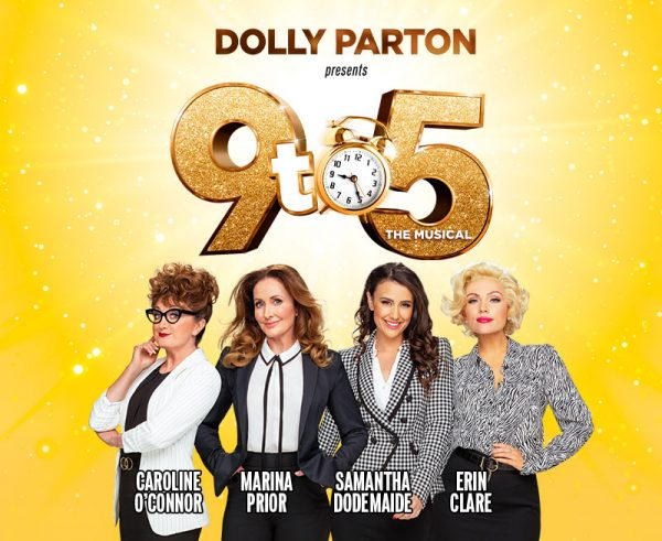 9 TO 5 Melbourne tickets on sale